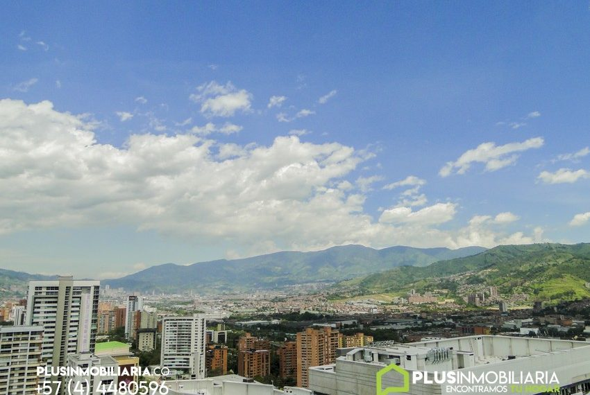 Apartamento Amoblado | El Poblado | Oviedo | A384