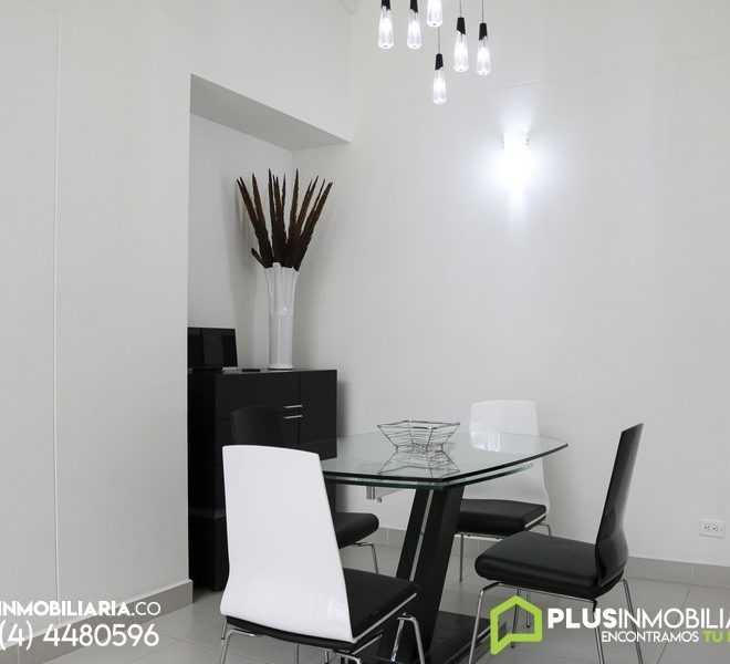 Apartamento | Amoblado | Medellín | Milla de Oro | A404