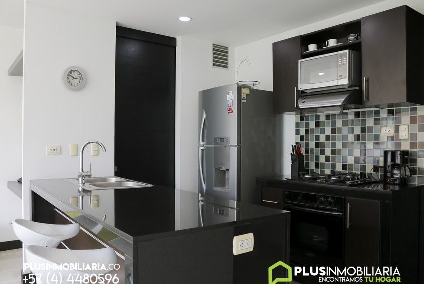 Apartamento Amoblado | Medellín | Nueva Alejandría | A400