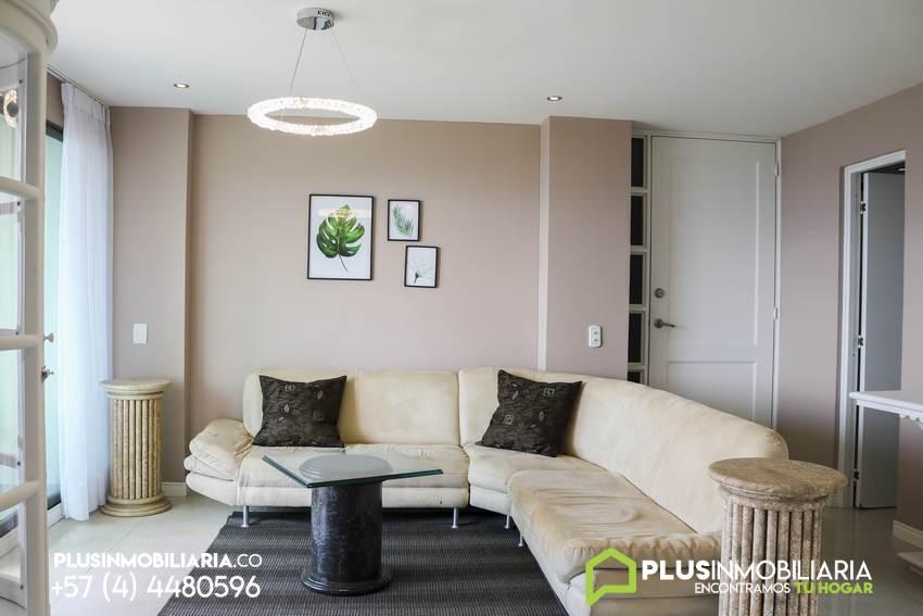 Apartamento Amoblado | El Poblado | El Tesoro | A328