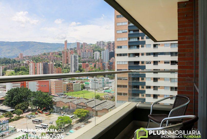 Apartamento Amoblado | Ciudad del Río | Medellín | A281