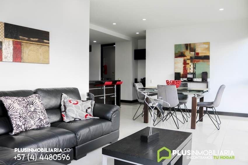 Apartamento | Amoblado | El Poblado | Milla de Oro | A286
