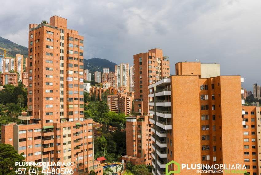 Apartamento | Amoblado | Origami | El Poblado | A284