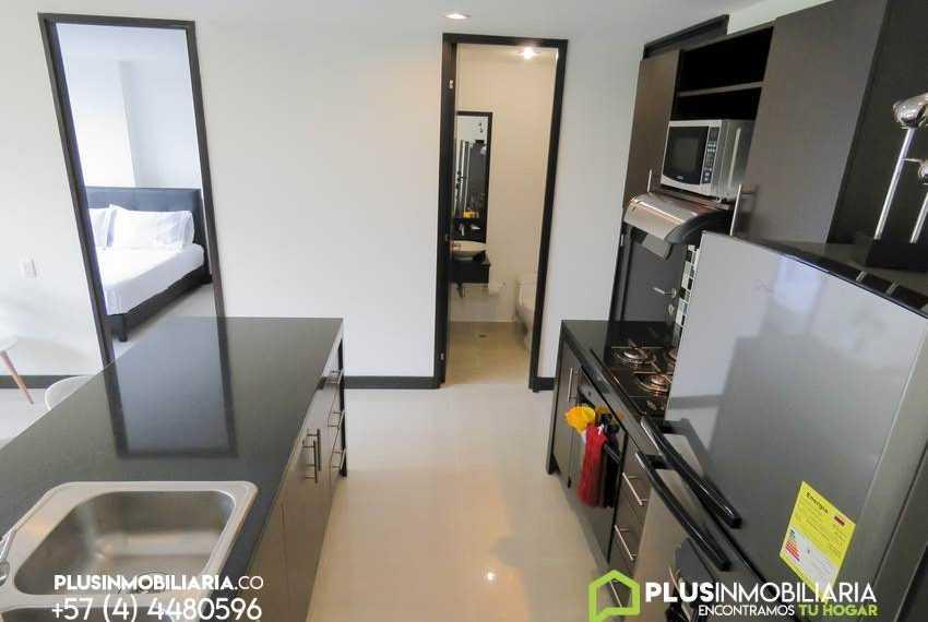 Apartamento en Nueva Alejandría | El Poblado | A288
