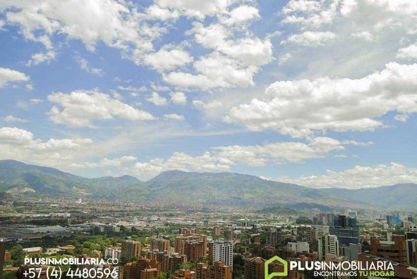 Apartamento en Alejandría | Milla de Oro, El Poblado | A293