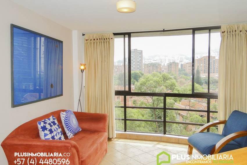 Apartamento Amoblado en Torreón de las Vegas | El Poblado | A295