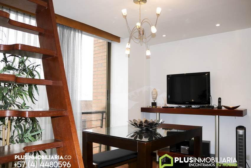 Apartamento Amoblado | Leonardo Davinci | El Poblado | A320