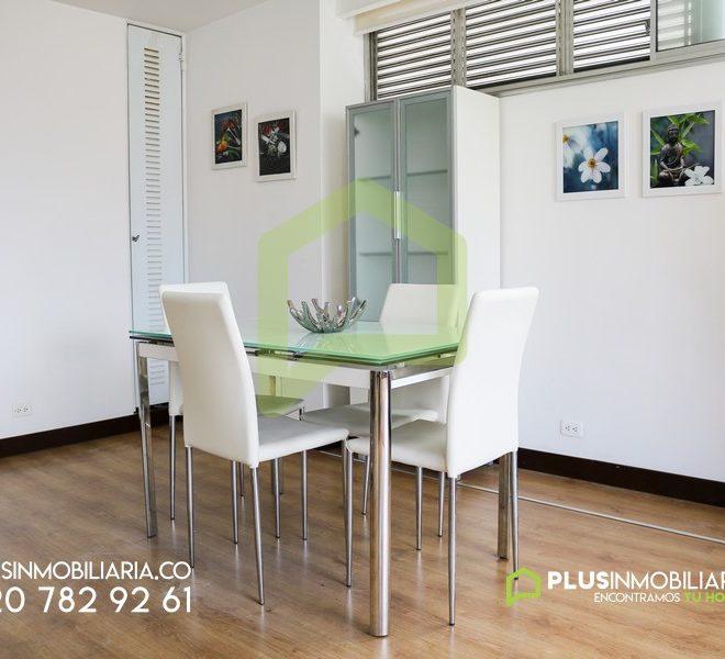 Apartamento Amoblado | Medellín | Milla de Oro | A257
