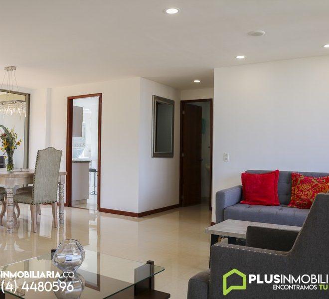 Apartamento Amoblado | El Poblado | El Campestre | A273
