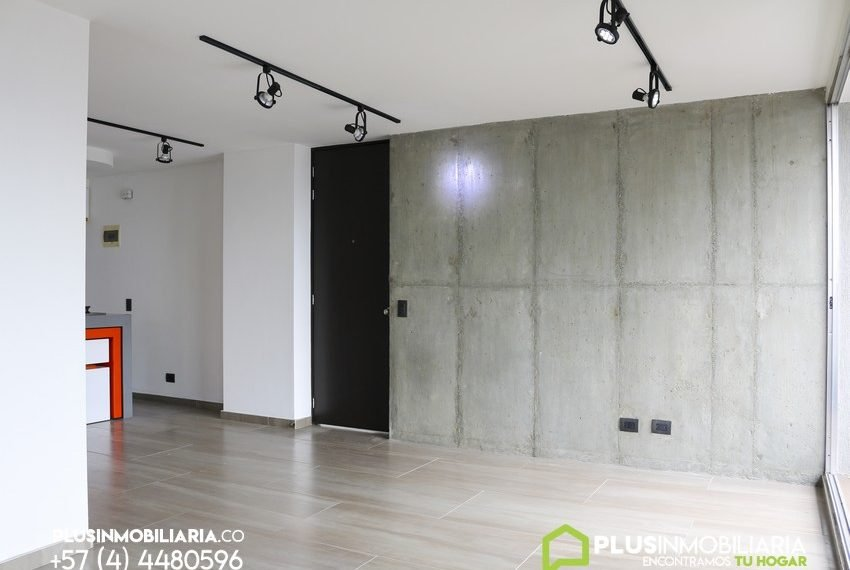 Apartamento en Alquiler | Ciudad del Río | Medellín | C165