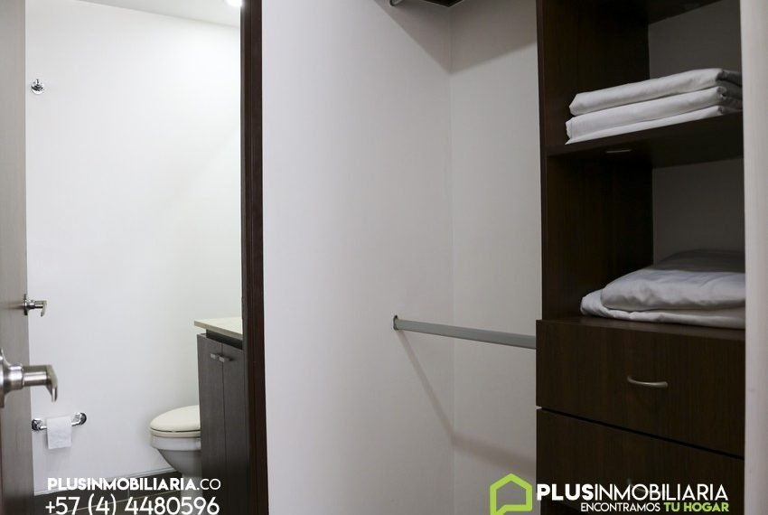 Apartamento Amoblado   El Poblado   Milla de Oro   A298