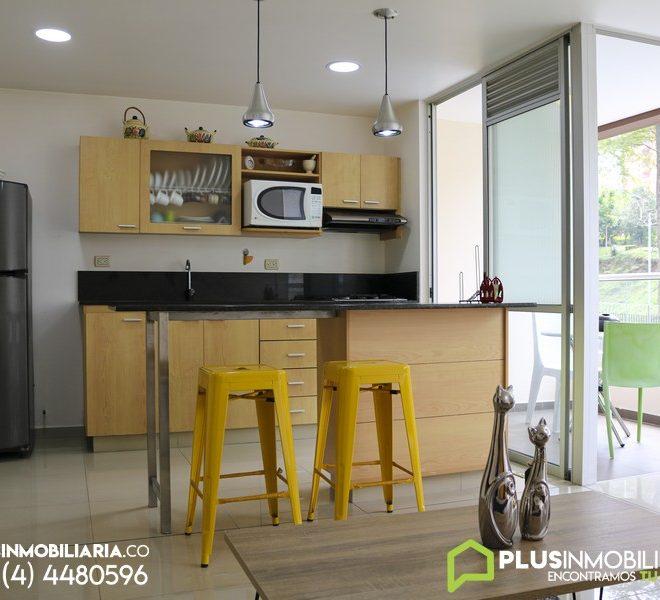 Apartamento Amoblado | El Poblado | Milla de Oro | A298