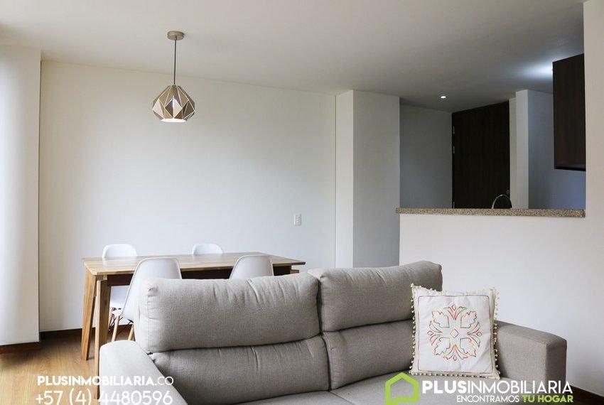 Apartamento Amoblado | Envigado, El Esmeraldal | A285