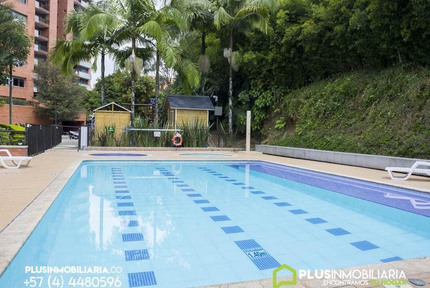 Apartamento Amoblado | El Poblado | Aguas del Bosque | A304