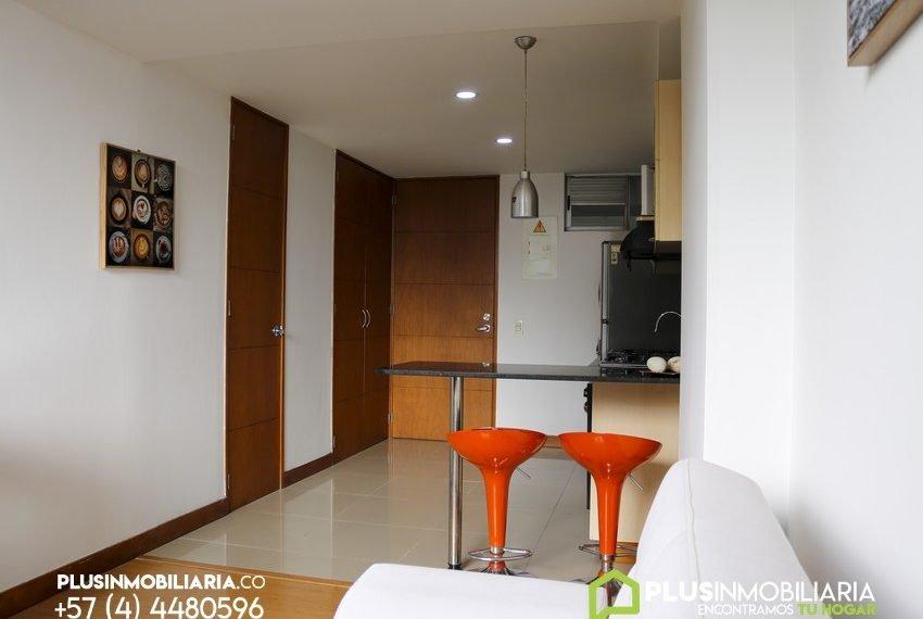 Apartamento Amoblado | El Poblado | Sao Paulo Plaza | A303