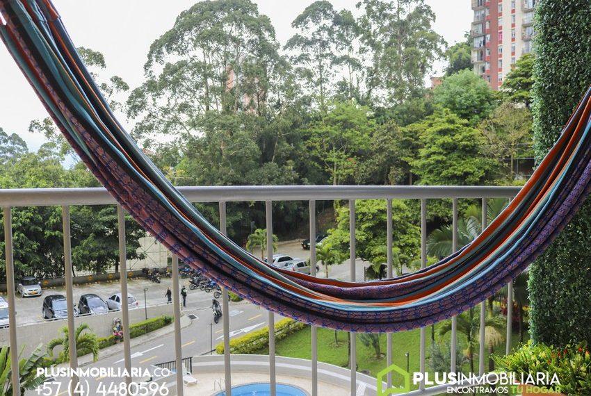 Apartamento Amoblado | Medellín | Loma del Indio | A307