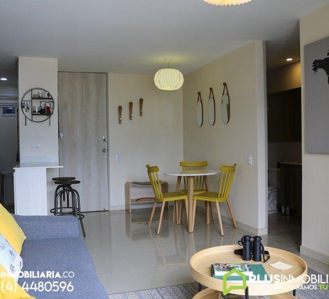 Apartamento Amoblado | Sabaneta | Río Secreto | A301