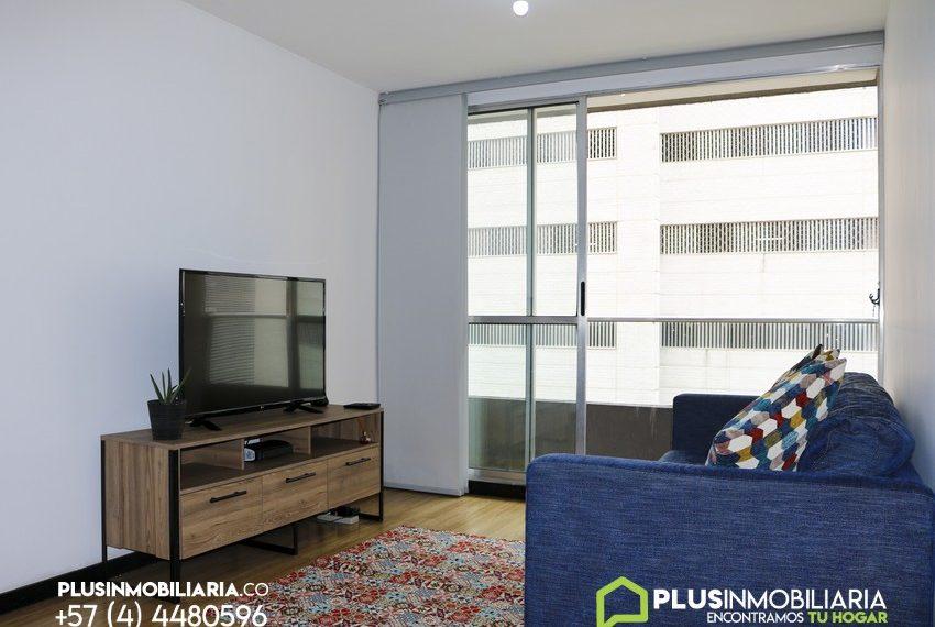 Apartamento Amoblado en Ciudad del Río | Medellín | A312