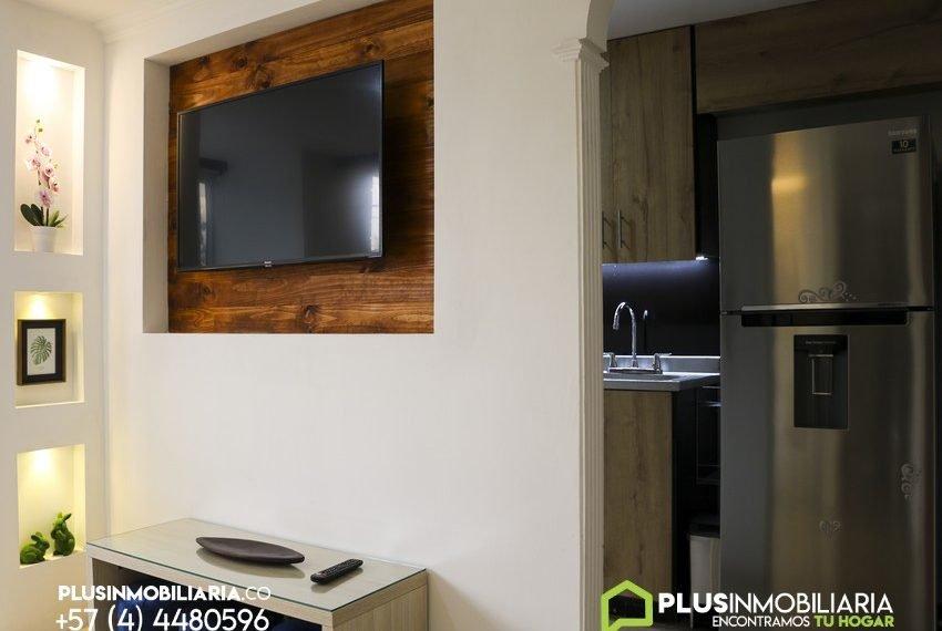 Apartamento Amoblado | El Poblado | Patio Bonito | A270