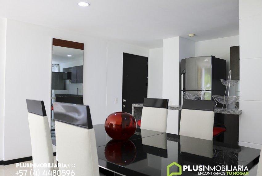 Apartamento Amoblado | Envigado | María Auxiliadora | A316