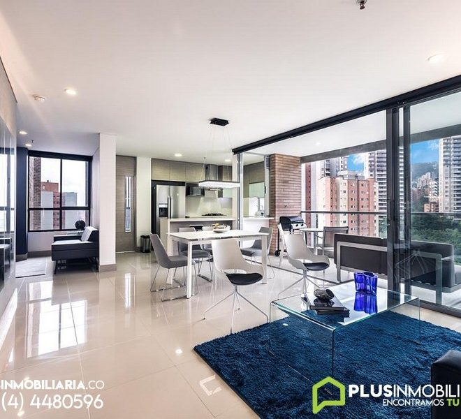 Apartamento Amoblado | Provenza | El Poblado | A319