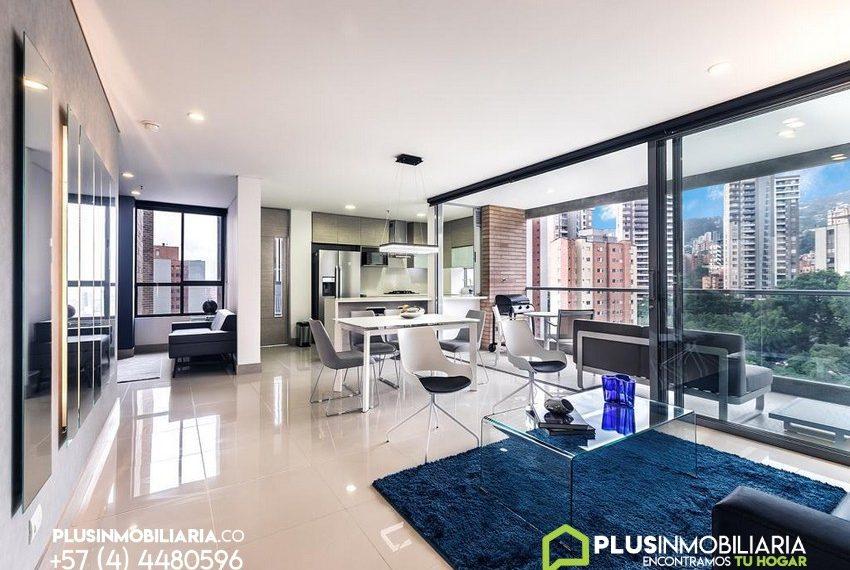 Apartamento Amoblado   Provenza   El Poblado   A319