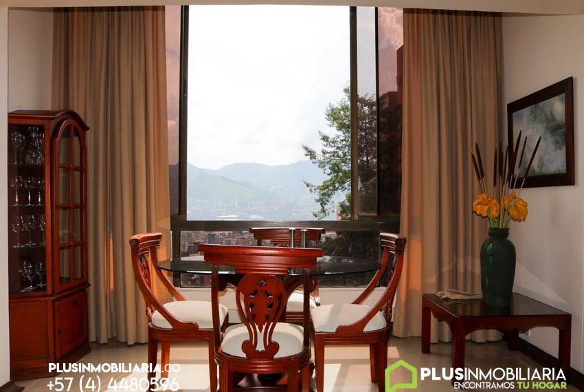 Apartamento Amoblado   Vizcaya   El Poblado   A327