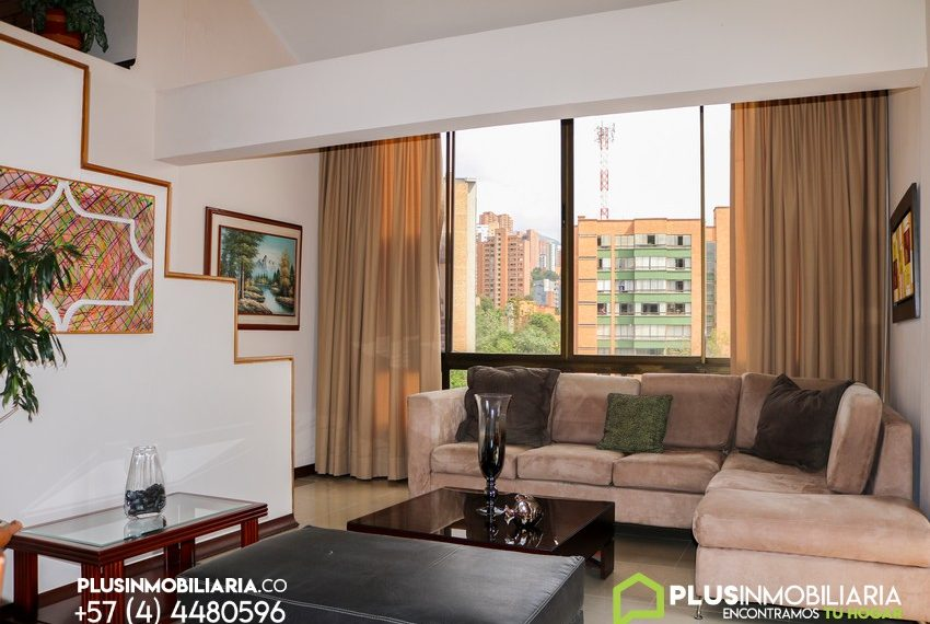 Apartamento Amoblado | Vizcaya | El Poblado | A327