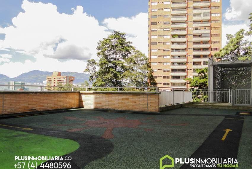 Apartamento Amoblado   El Poblado, Los Parra   A336