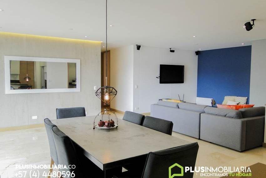 Apartamento Amoblado | El Poblado, Los Parra | A336