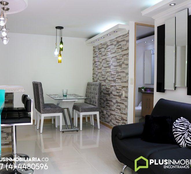 Apartamento Amoblado | Medellín | Loma del Indio | A344