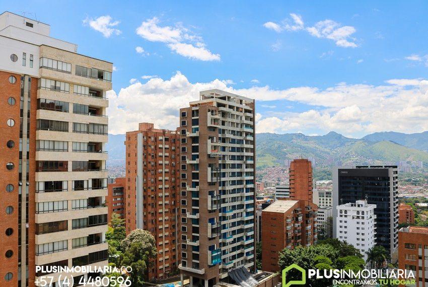 Apartamento en Arriendo   El Poblado   Los Parra   C177