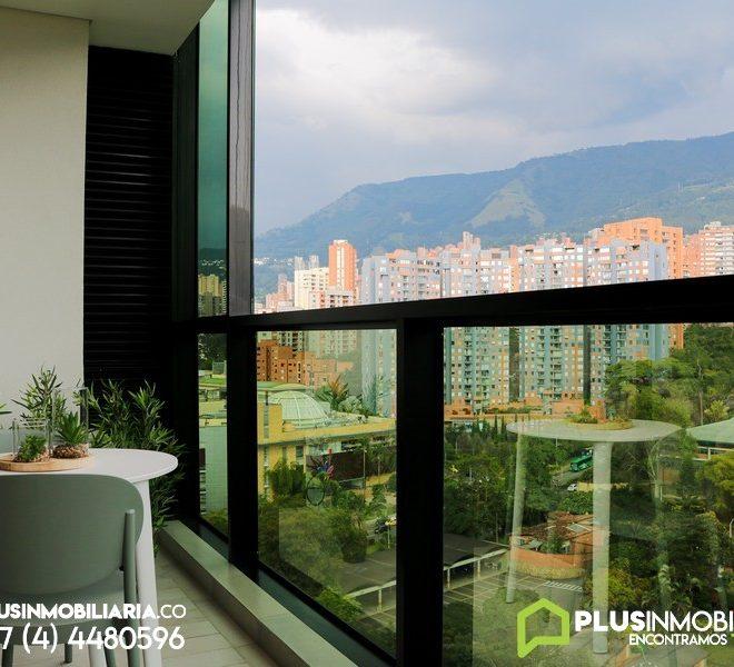 Apartamento Amoblado | El Poblado | Square | A348