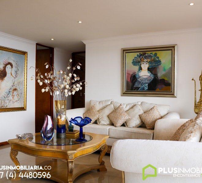 Apartamento Amoblado | El Tesoro | El Poblado | A347