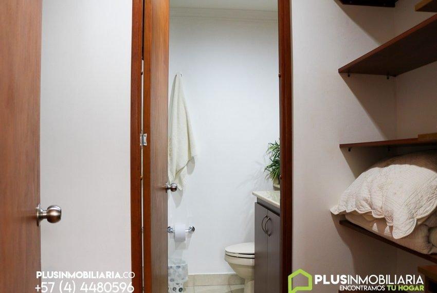 Apartamento Amoblado   El Tesoro   El Poblado   A347