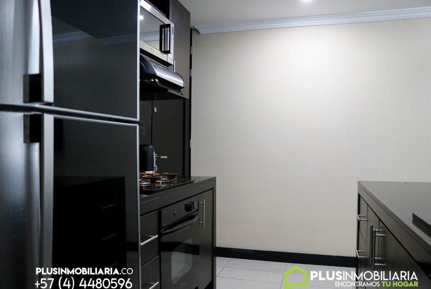 Apartamento Amoblado | Milla de Oro | El Poblado | A345