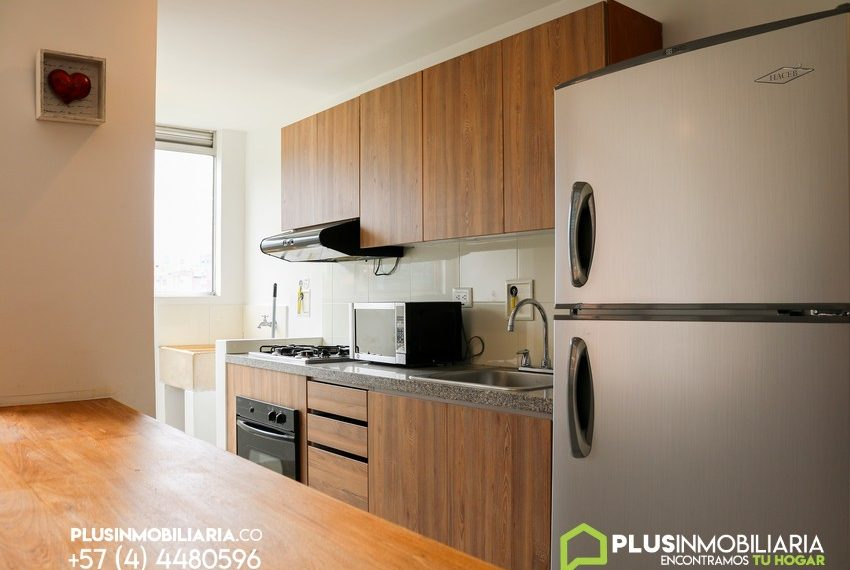 Apartamento Amoblado | Patio Bonito | El Poblado | A346