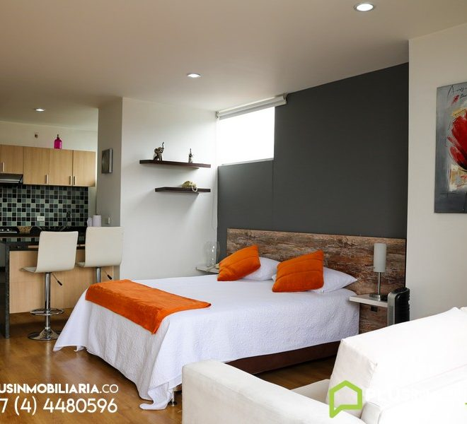 Apartamento Amoblado en Alquiler | El Poblado | A389