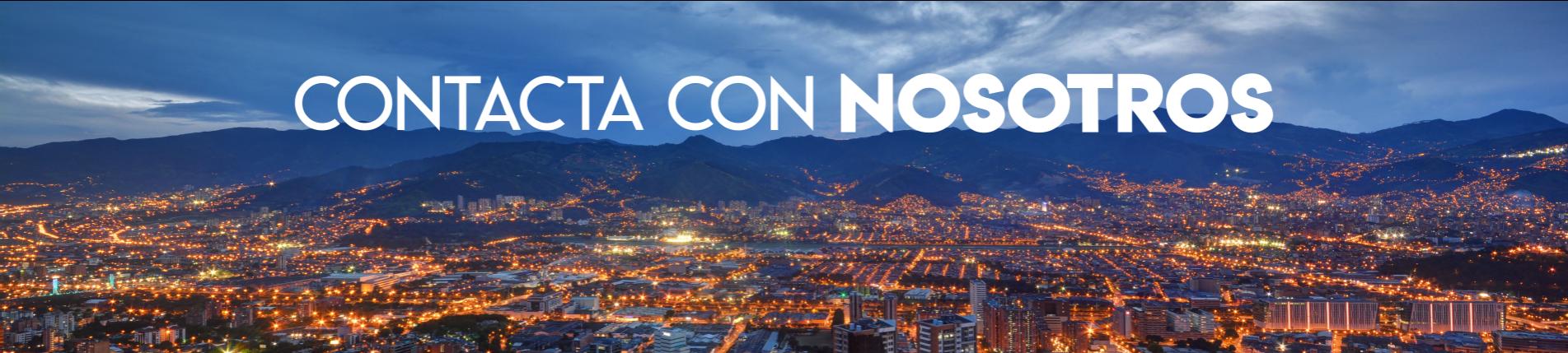 CONTACTA CON NOSOTROS 2020